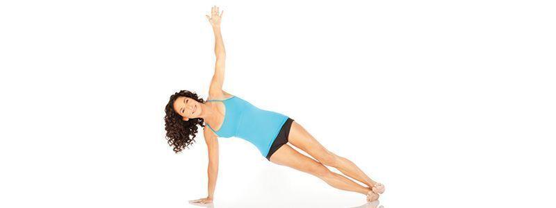 Vasisthasana postura de yoga para principiantes