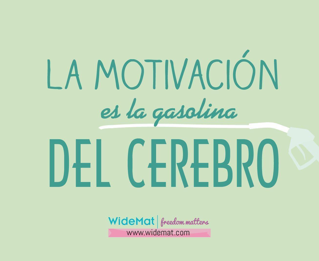 la motivación es la gasolina del cerebro (17F)