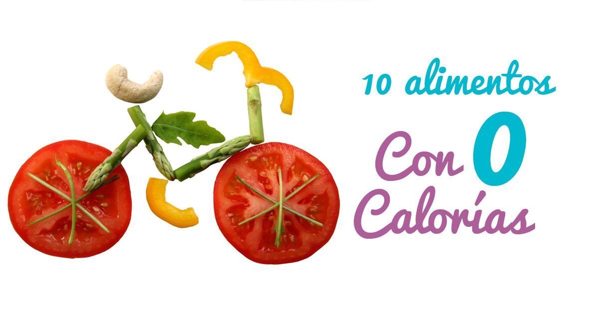 Alimentos con pocas calor as ranking top 10 con 0 calor as - Comidas pocas calorias ...