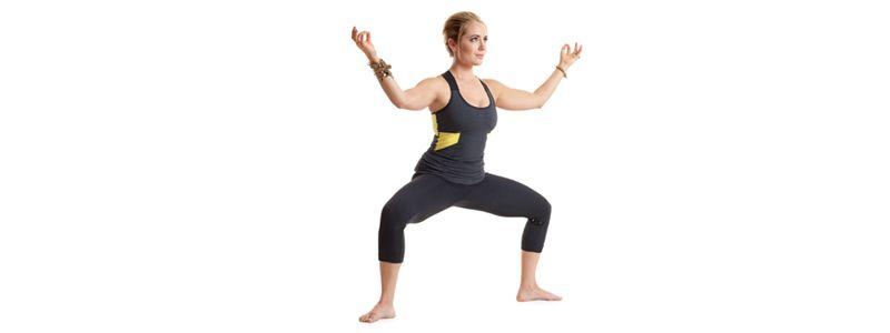 utkata konasana Yoga en casa