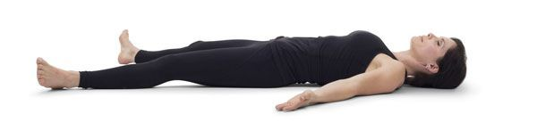 Savasana Essential posture in Yoga
