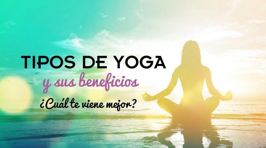 Tipos de Yoga
