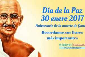 Las 103 mejores frases de Gandhi