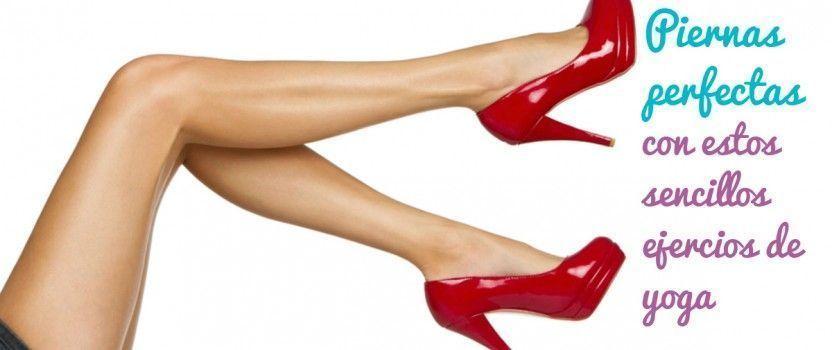 Yoga en casa: Ejercicios para adelgazar piernas