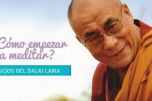Aprender a meditar: consejos del Dalai Lama