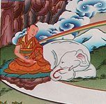 9 nivel de meditación budista