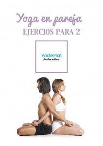 Portada yoga en pareja en pdf