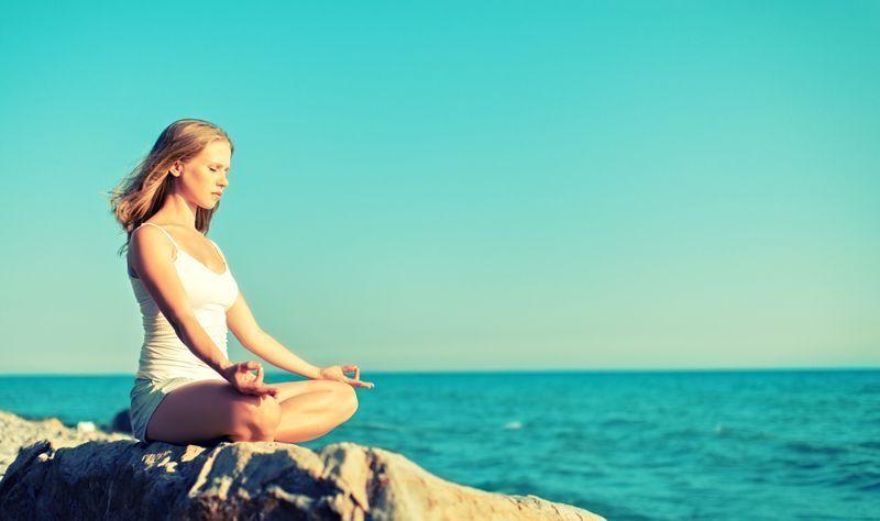 Meditación y técnicas de respiración
