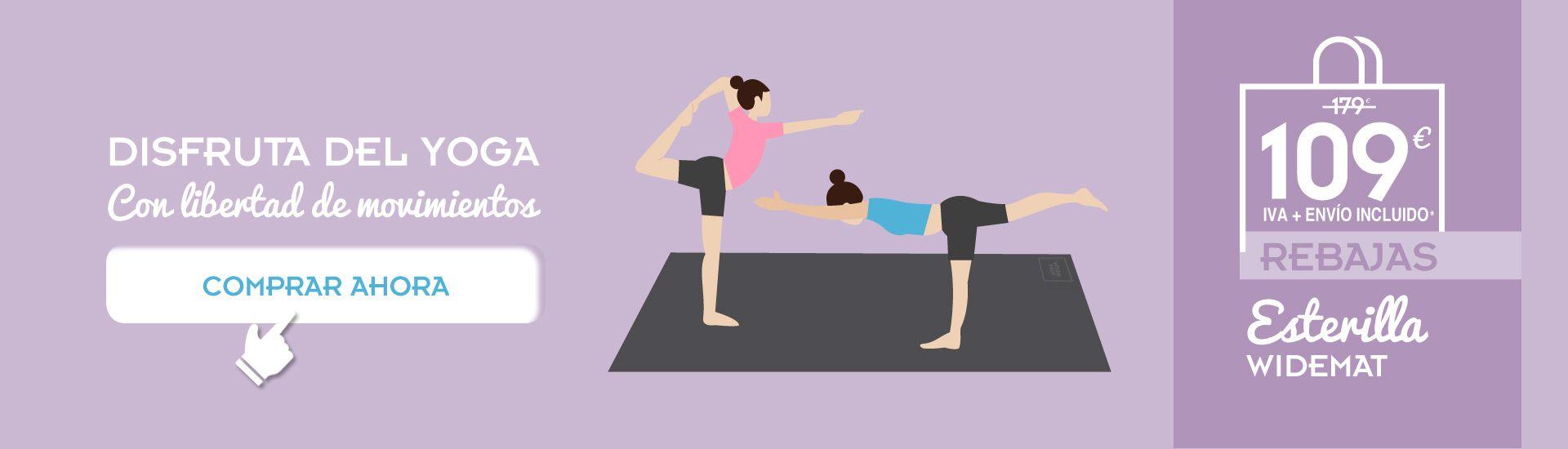 Comprar esterilla de yoga