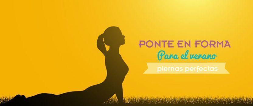 Ponte en forma para el verano con Yoga (II)