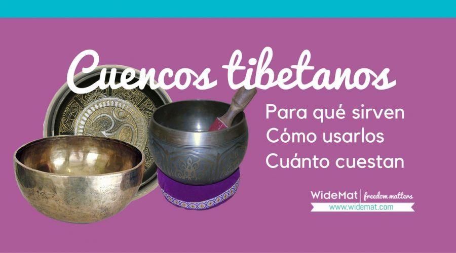 Beneficios de los cuencos tibetanos y cómo usarlos