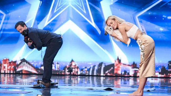 Doga Britains Got Talent 1