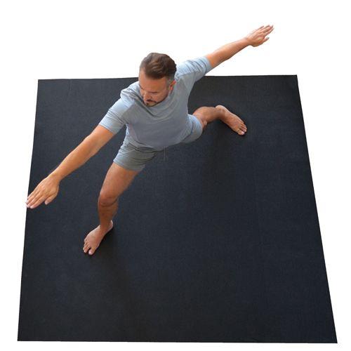 Esterilla de yoga WideMat Pro Eco