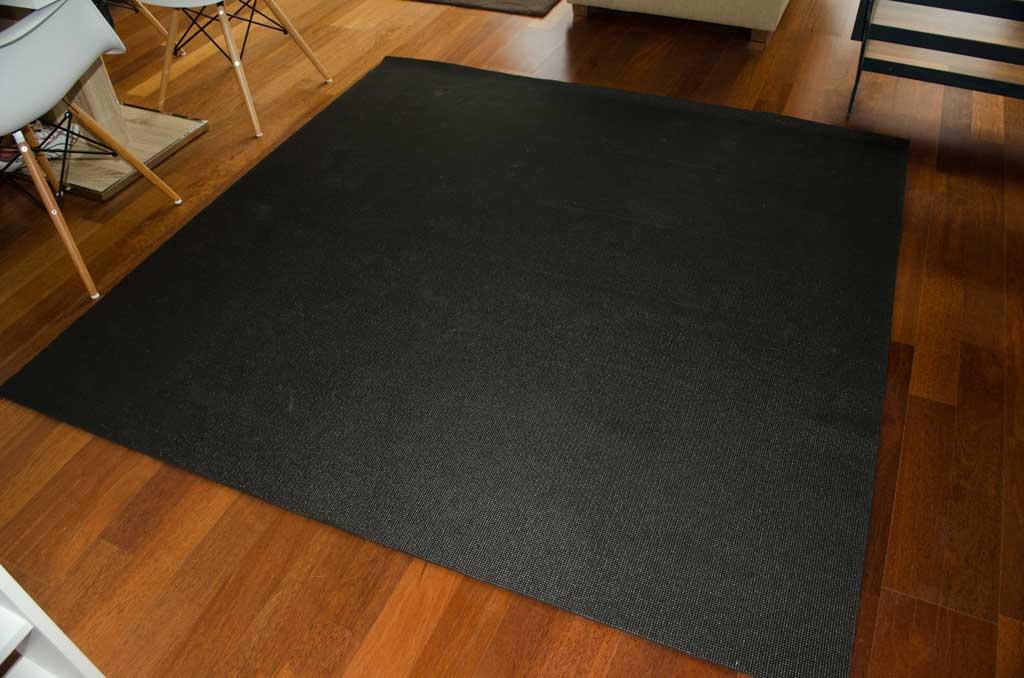 La WideMat tiene el tamaño más grande de todas las esterillas