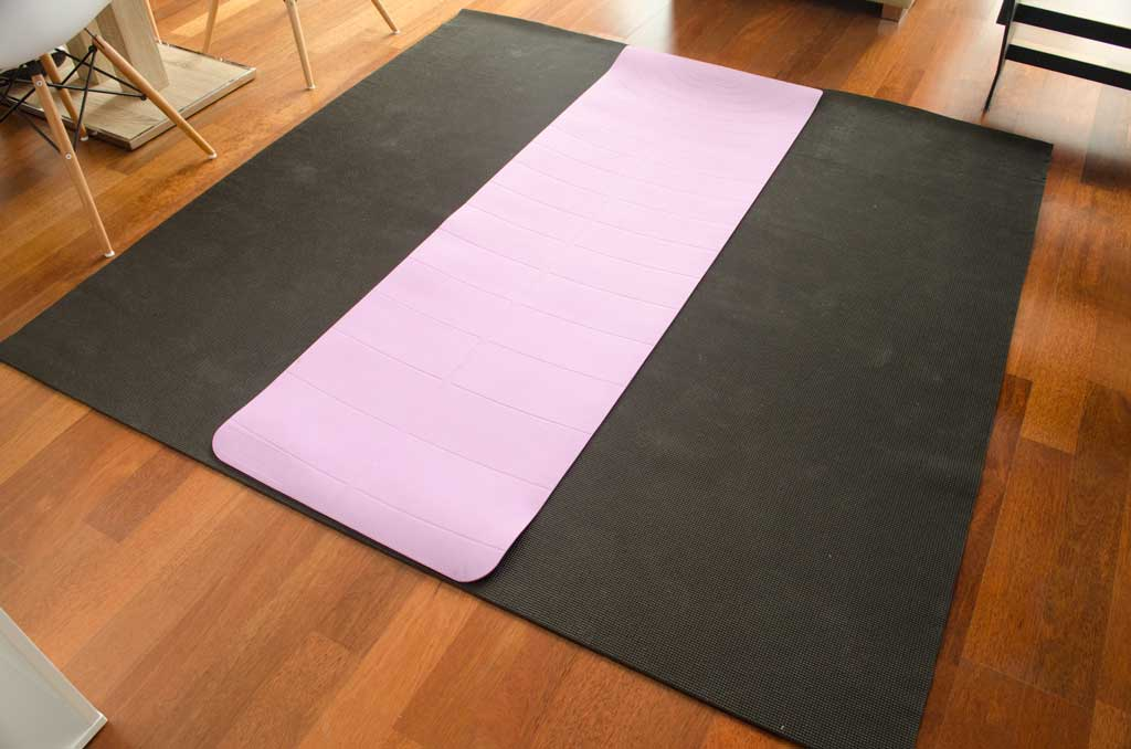 widemat comparada con otras yoga mats