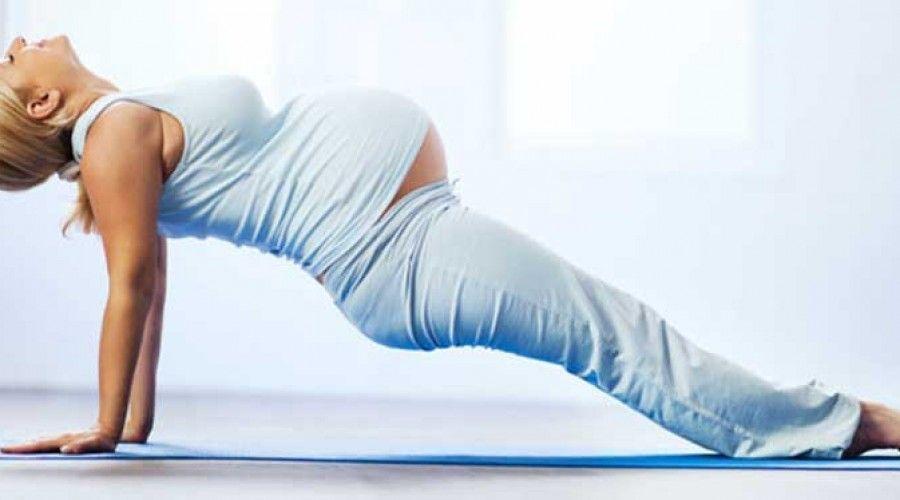 clases de yoga para embarazadas madrid