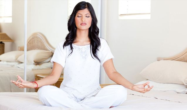 Yoga para dormir bien