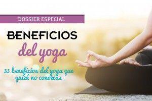 Beneficios del Yoga para el cuerpo, la mente y el espíritu