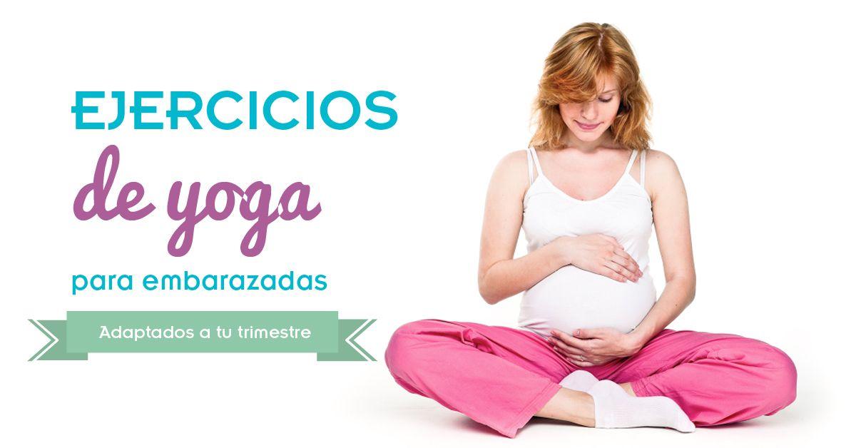 Ejercicios para embarazadas. Posturas de Yoga para ti