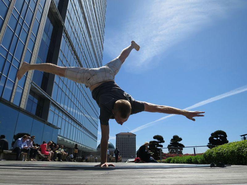 Top 3 de las posturas de yoga más difíciles