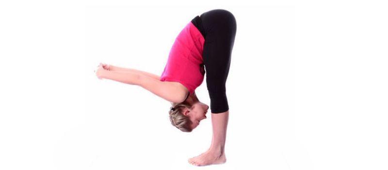 Sahaja Uttanasana yoga