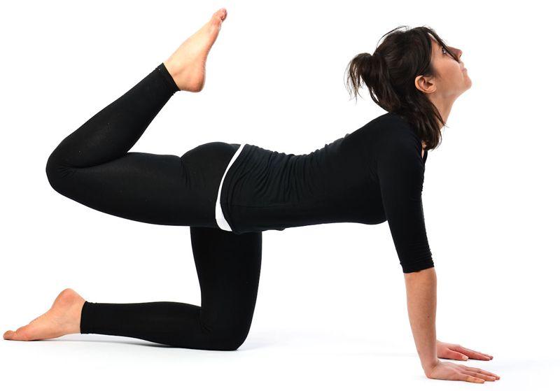 Yoga para adelgazar y tonificar brazos