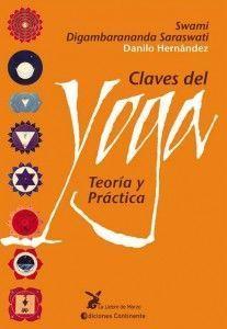 """libro de yoga """"Claves del yoga"""""""