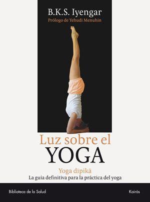 libros de yoga: luz sobre el yoga