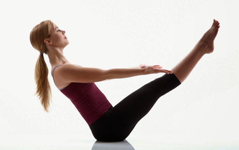 Yoga para adelgazar abdomen hombres mas