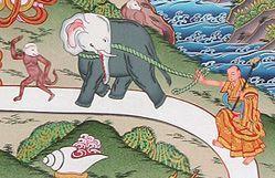 nivel 3 de la meditación budista