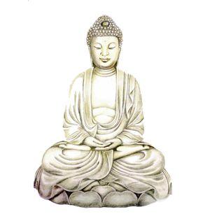 símbolos del yoga: buda
