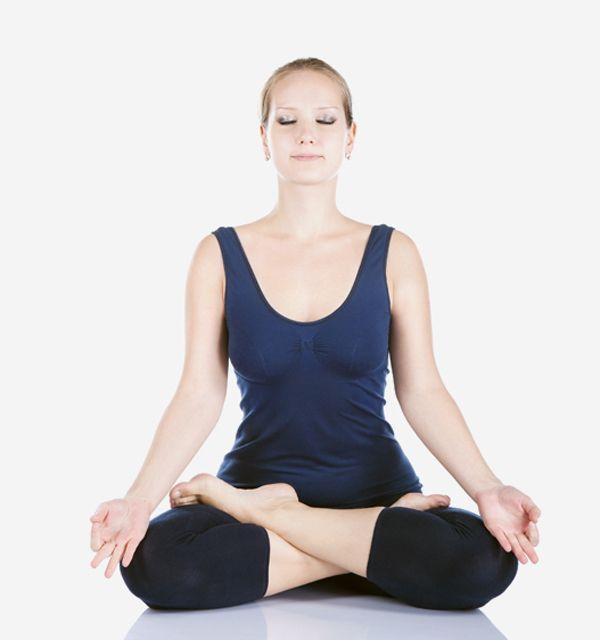 Padmasana o postura del loto