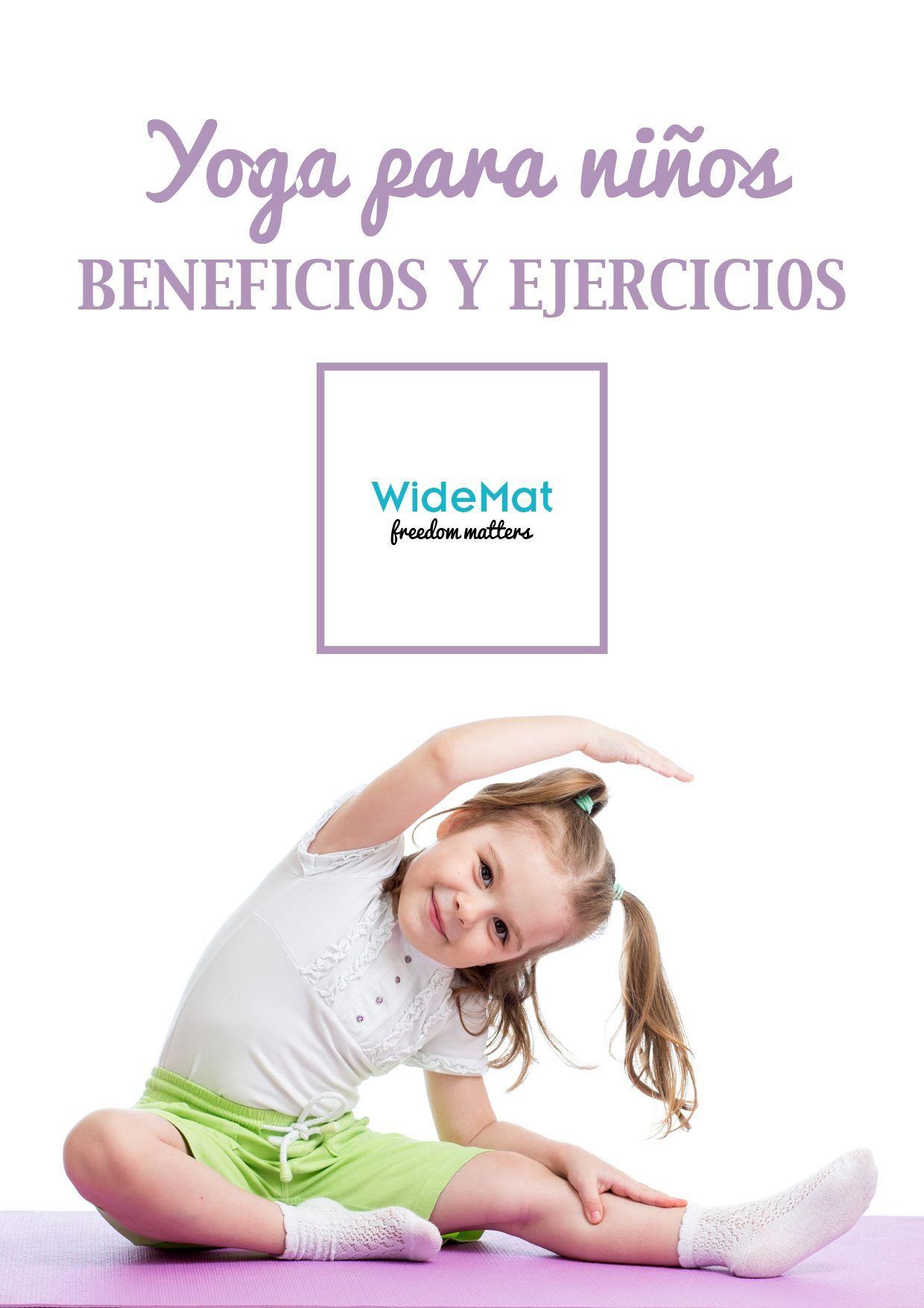 Ejercicios de yoga para niños
