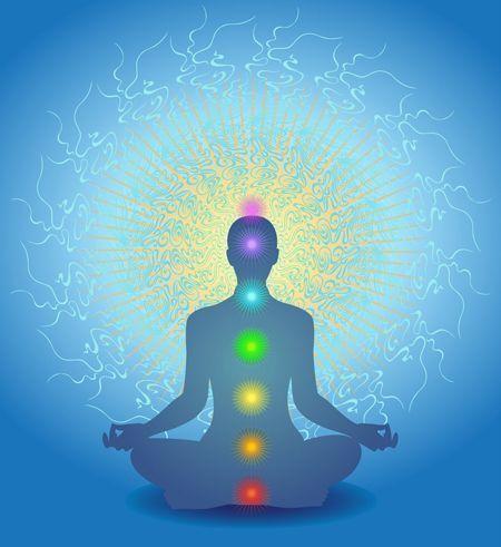 El kundalini Yoga se basa en la energía de los chakras