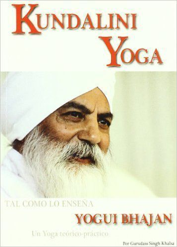 libro de kundalini yoga