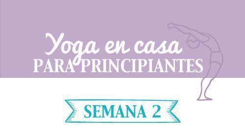 Yoga en casa para principiantes pdf