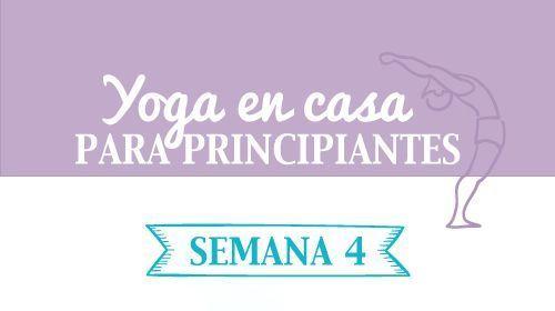 Yoga en casa pdf