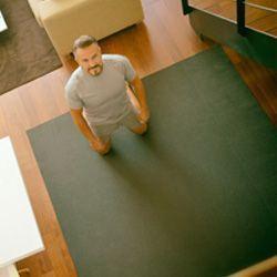 Haz yoga en casa con esta esterilla