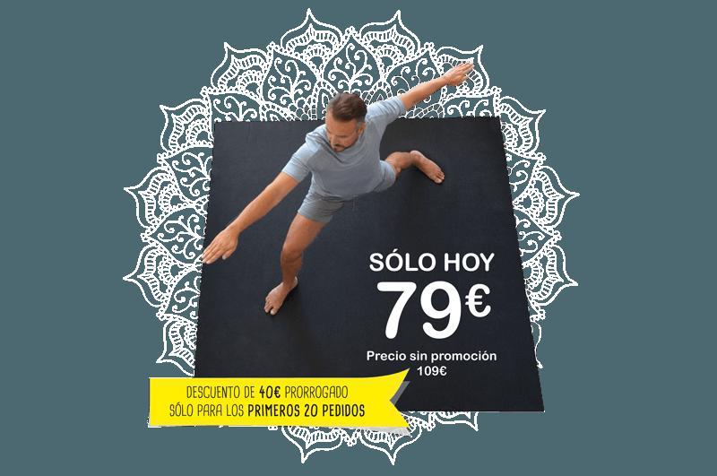 Promoción esterilla WideMat descuento 40 euros