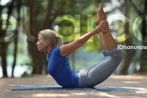 Dhanurasana o Postura del Arco. Beneficios y variantes