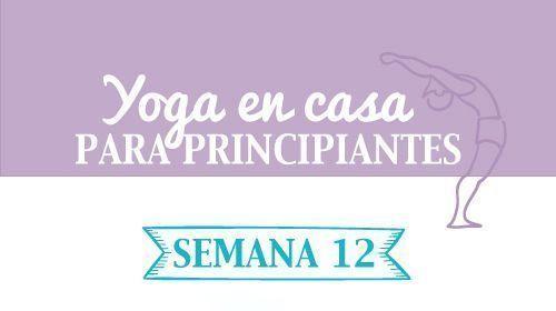 Yoga en casa semana 12 en pdf