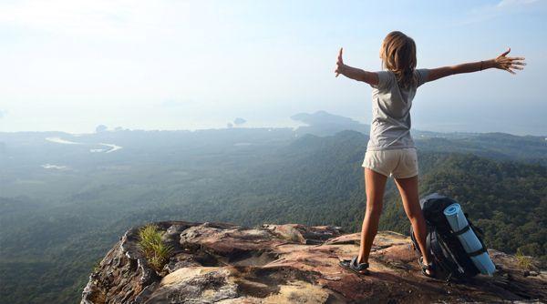 Evita el estrés del viajero con yoga