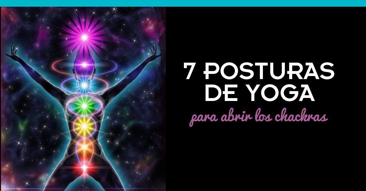 7 Asanas de Yoga perfectas para abrir chakras - WideMat 1d324b31d573