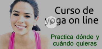 Curso online para aprender a hacer yoga en casa