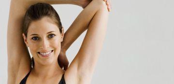 Ejercicios de yoga en casa para brazos