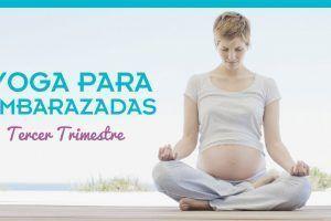 Ejercicios para embarazadas Tercer trimestre