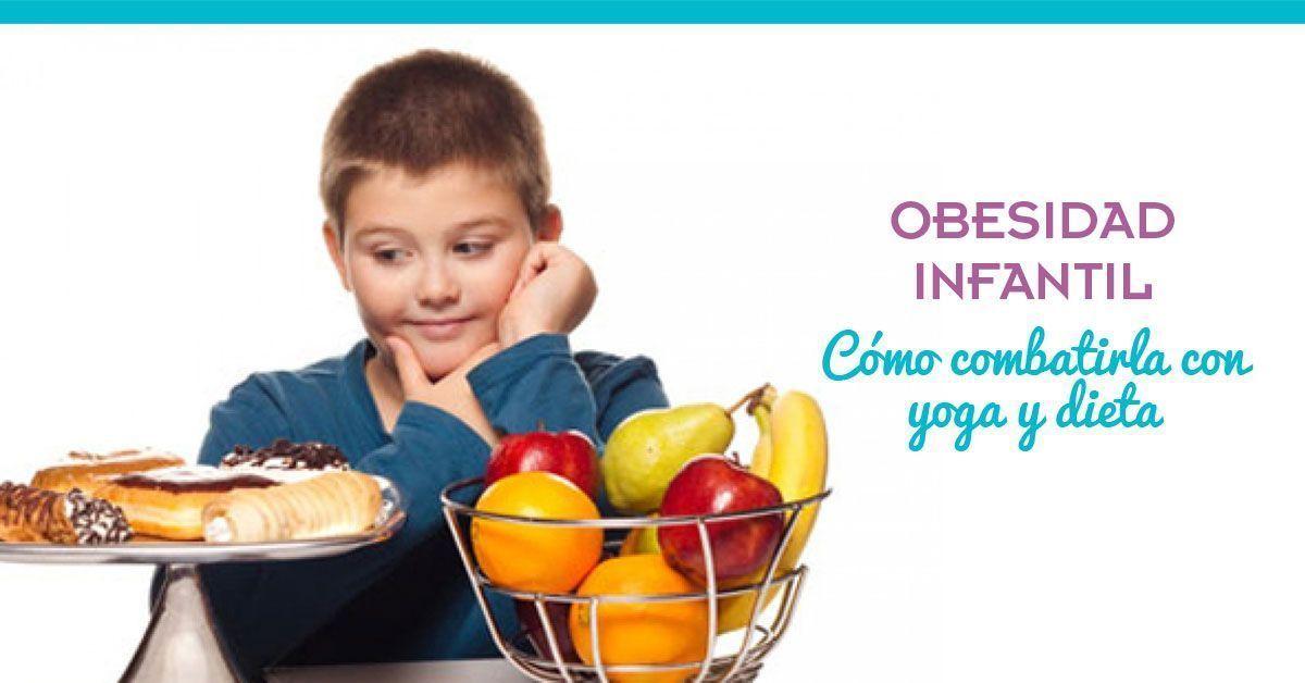 como hacer bajar de peso a un niño obeso