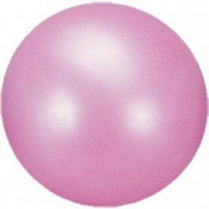 Atipick FIT20060 – Pelota de gimnasia, color rosa, talla única