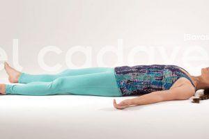 Savasana: ¿es la más fácil o difícil postura de Yoga?