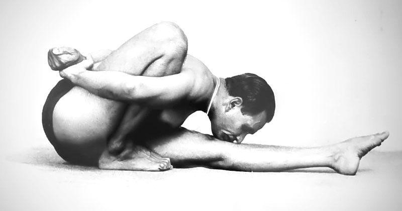 Posturas de Yoga Iyengar
